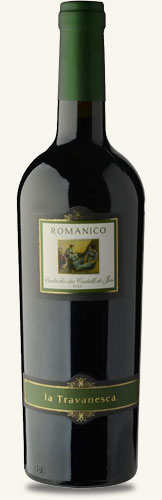 Casa vinicola Silvestroni - Romanico